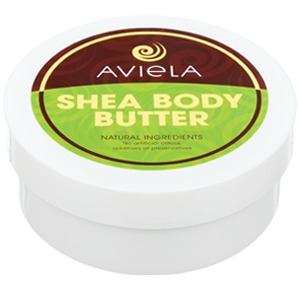 Shea Body Butter - Aviela Skincare UK