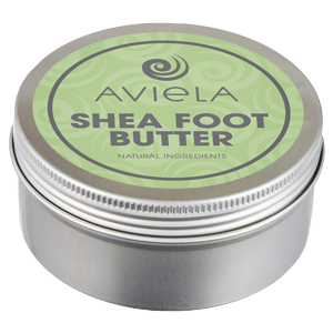 Shea Foot Butter with Tea Tree Oil - Aviela Skincare UK