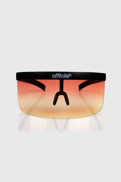 Sunset Face Visor Eye Shield