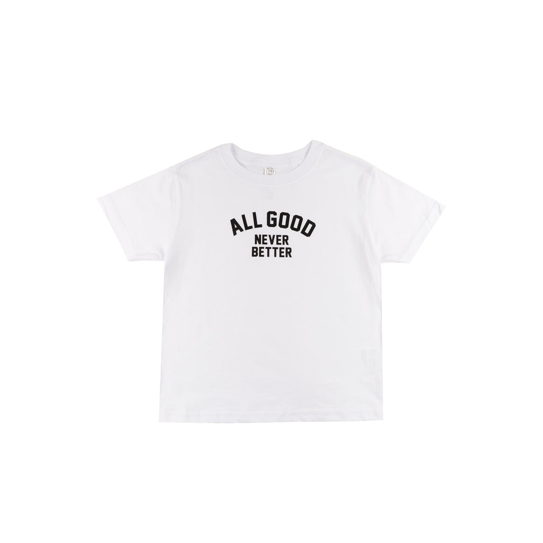 AGNB Toddler (WHITE)