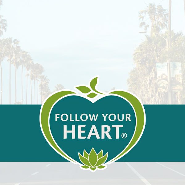 Find us @Follow Your Heart market