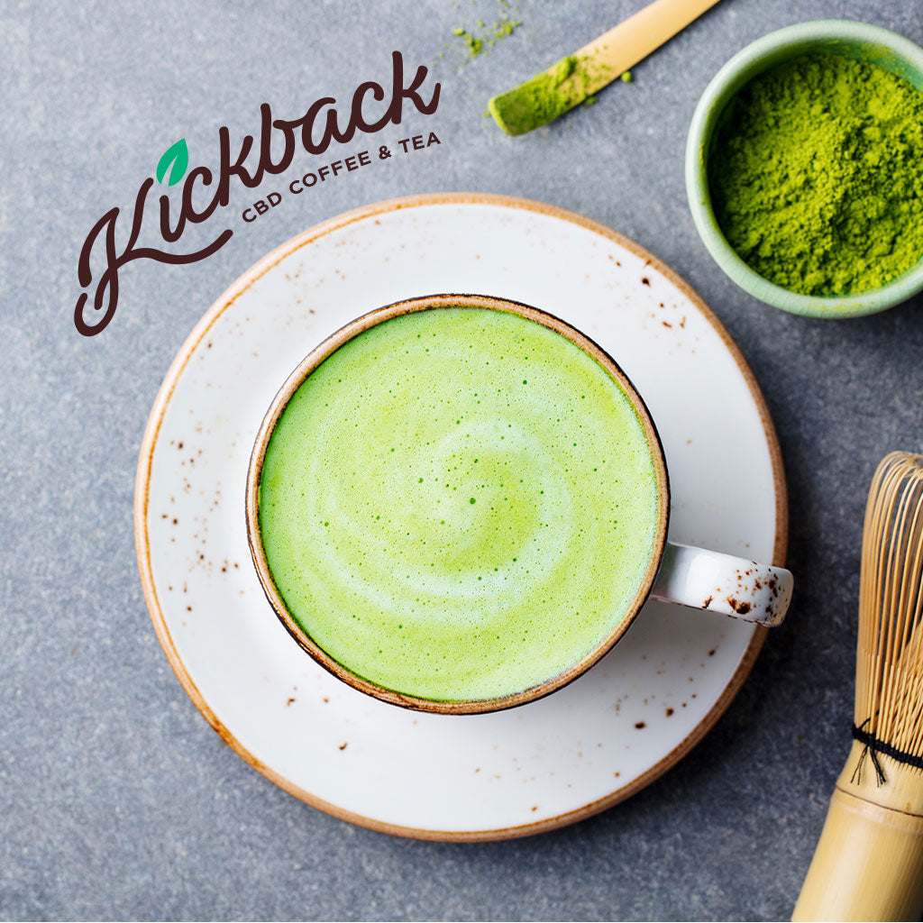 5 Reasons Why CBD Matcha Is Your New Favorite Drink