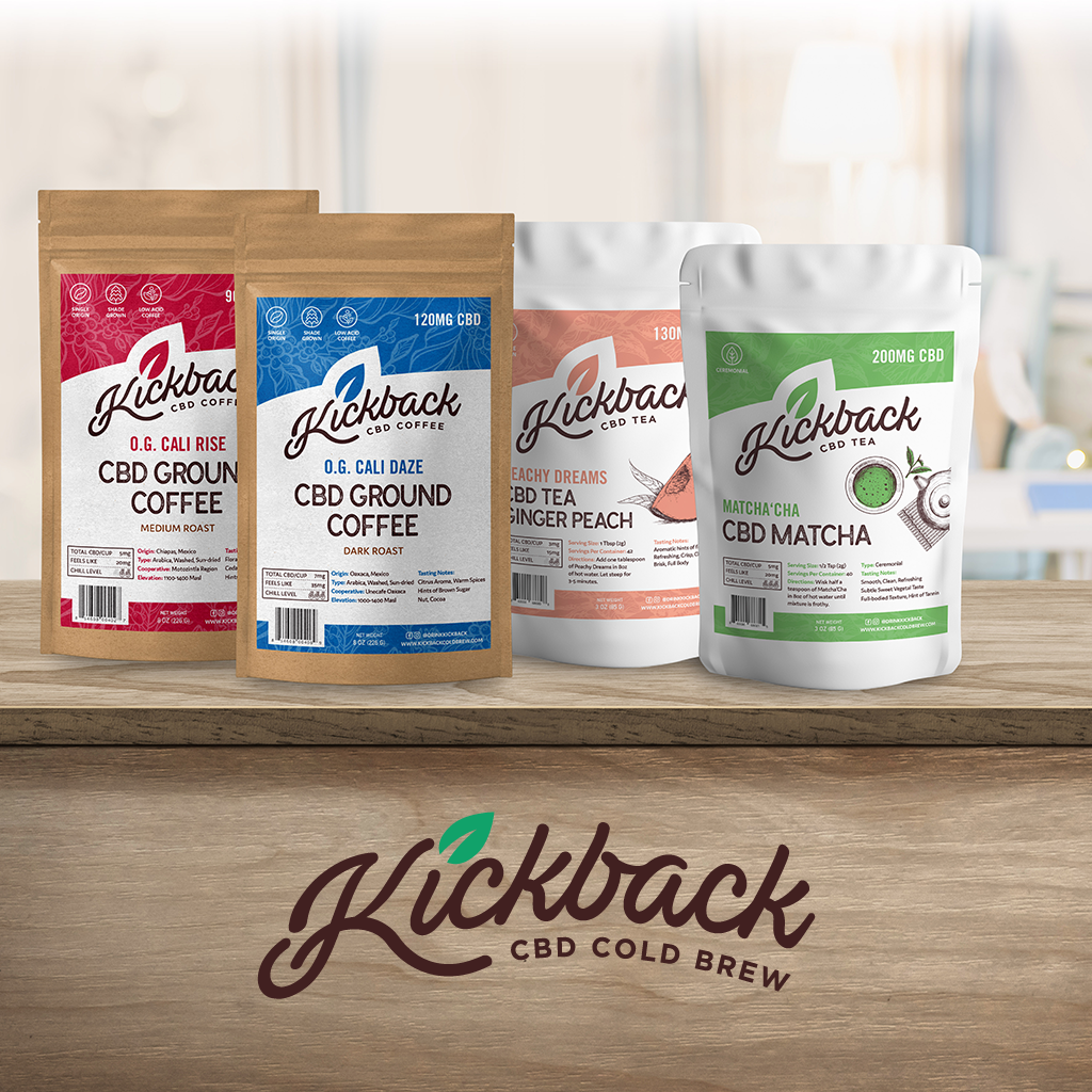 Get the Kickback CBD Holiday Pack!