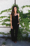 Must Have Black Wide Leg Jumpsuit