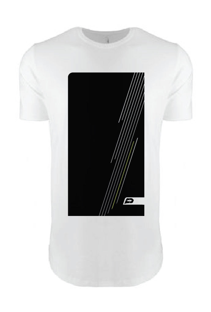 T-Shirt Block | White