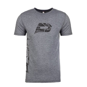 T-Shirt Camo Icon | Grey Heather