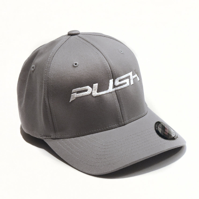Push Hat - Grey