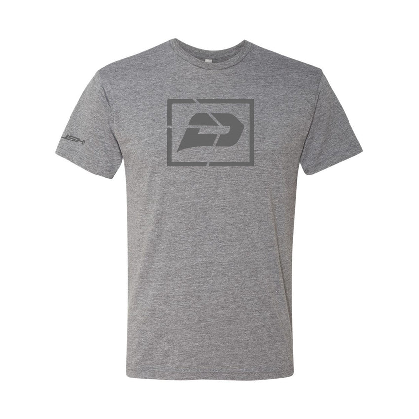 T-Shirt Icon Squared | Heather Grey