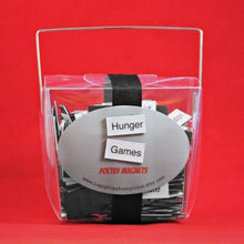 Hunger Games Poetry Magnets