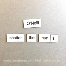 Orange Is The New Black Poetry Magnets