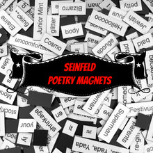 Seinfeld Poetry Magnets
