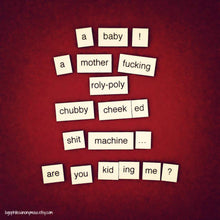 Dexter Magnetic Poetry