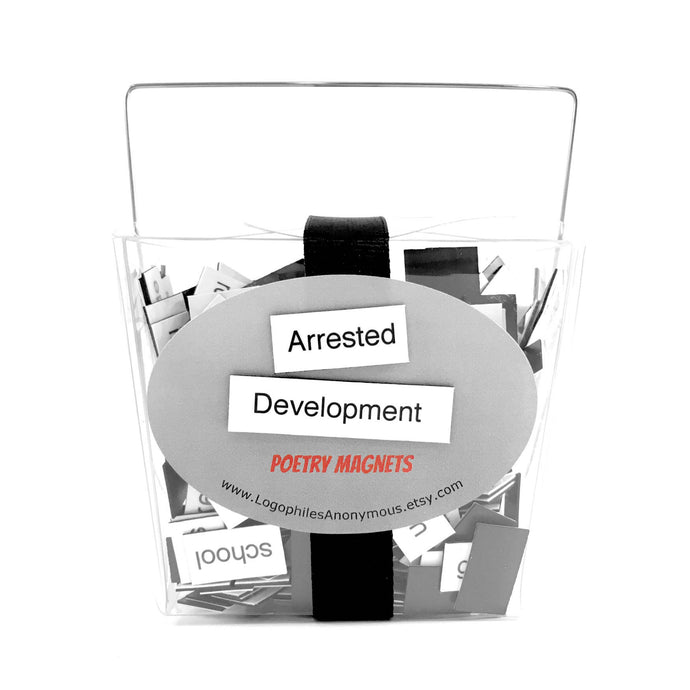 Arrested Development Magnetic Poetry