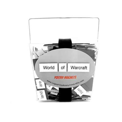 World of Warcraft (WoW) Magnetic Poetry