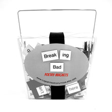 Breaking Bad Magnetic Poetry