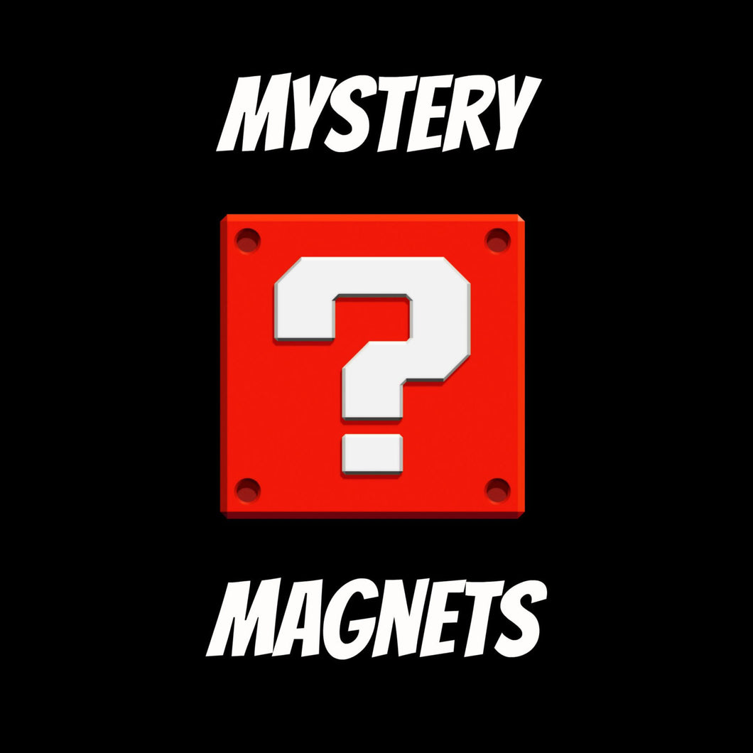 Mystery Magnets!