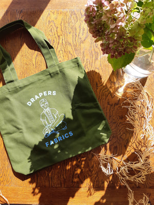 Drapers Tote - Green