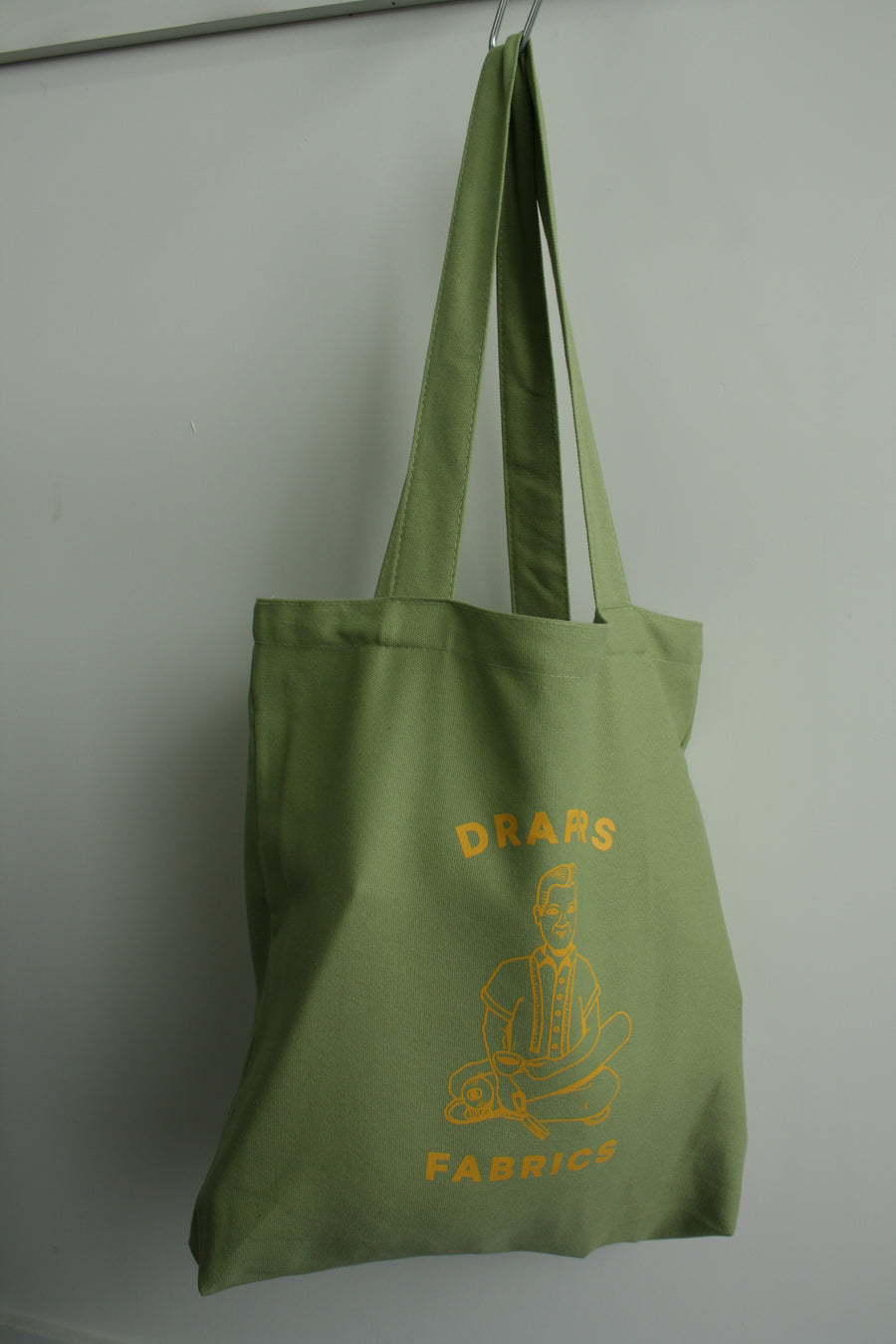 Drapers Tote - Avocado