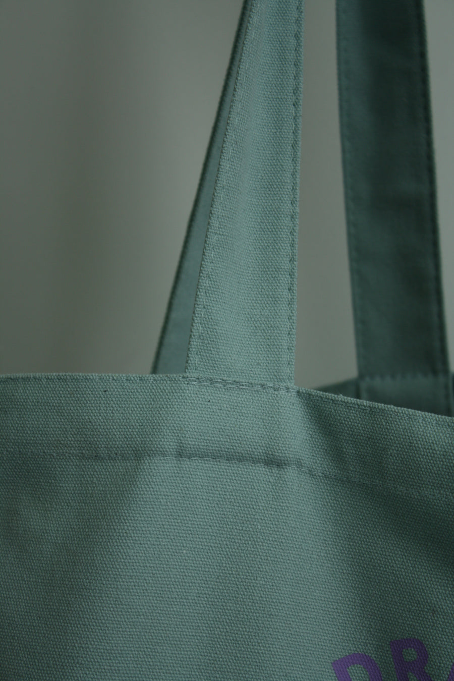 Drapers Tote - Powder Blue | One-Off