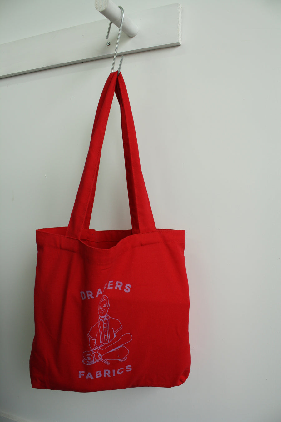 Drapers Tote - Cherry | One-Off