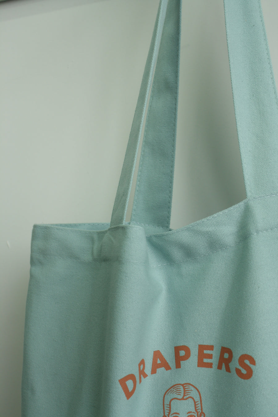Drapers Tote - Peppermint