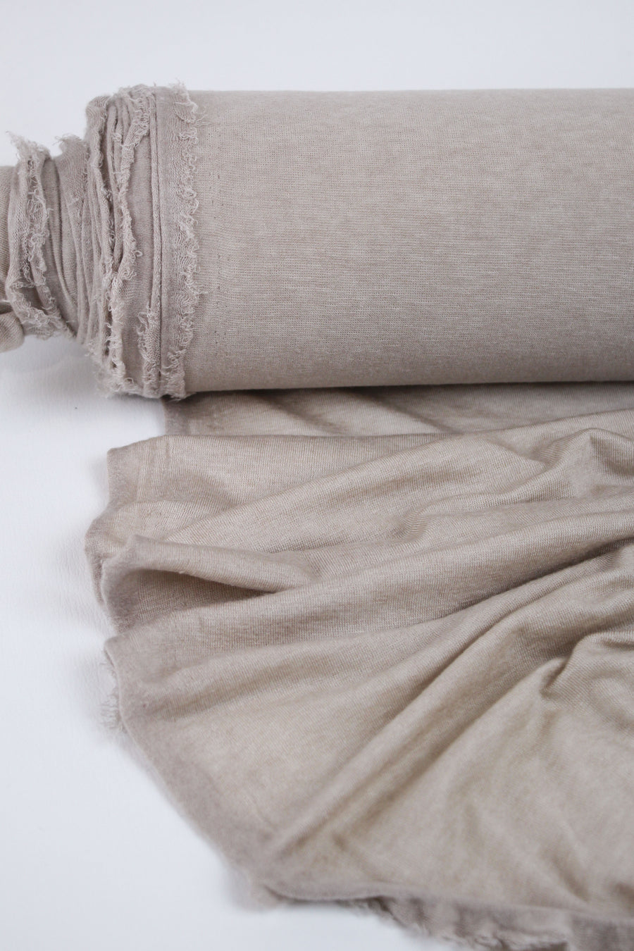 Alyssum Printed Polyester | Watercolour Remnant