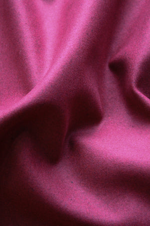 Margot - Wool Coating | Merlot