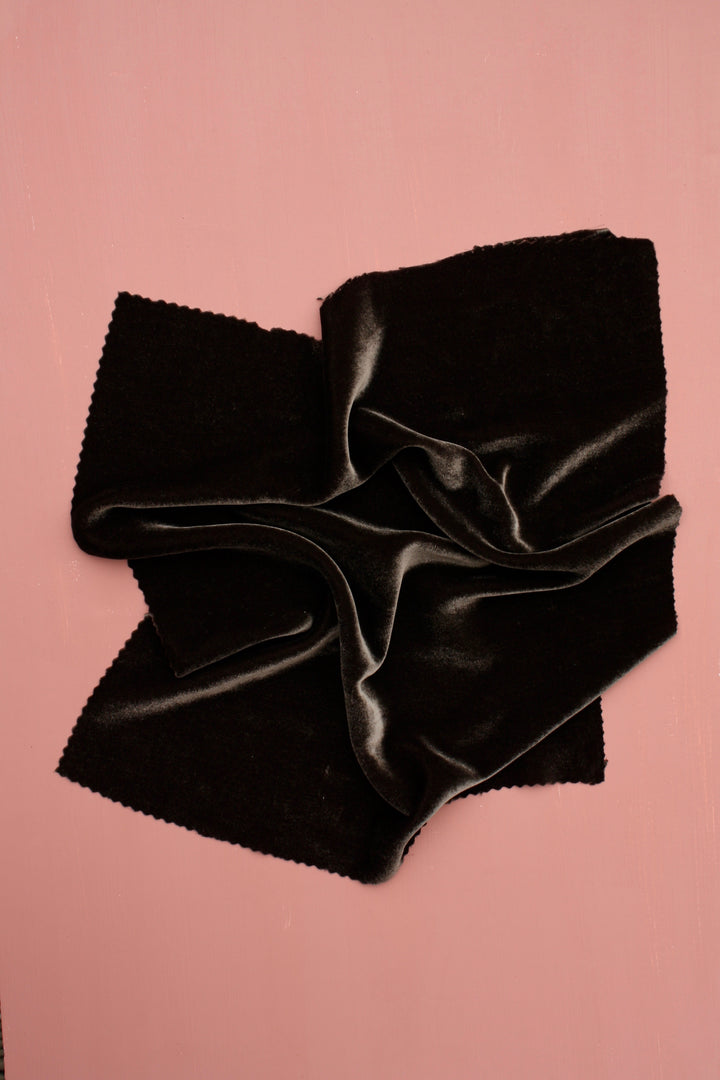 Silk Velvet | Chocolate