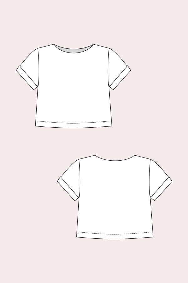 Inari - Top & Dress Pattern