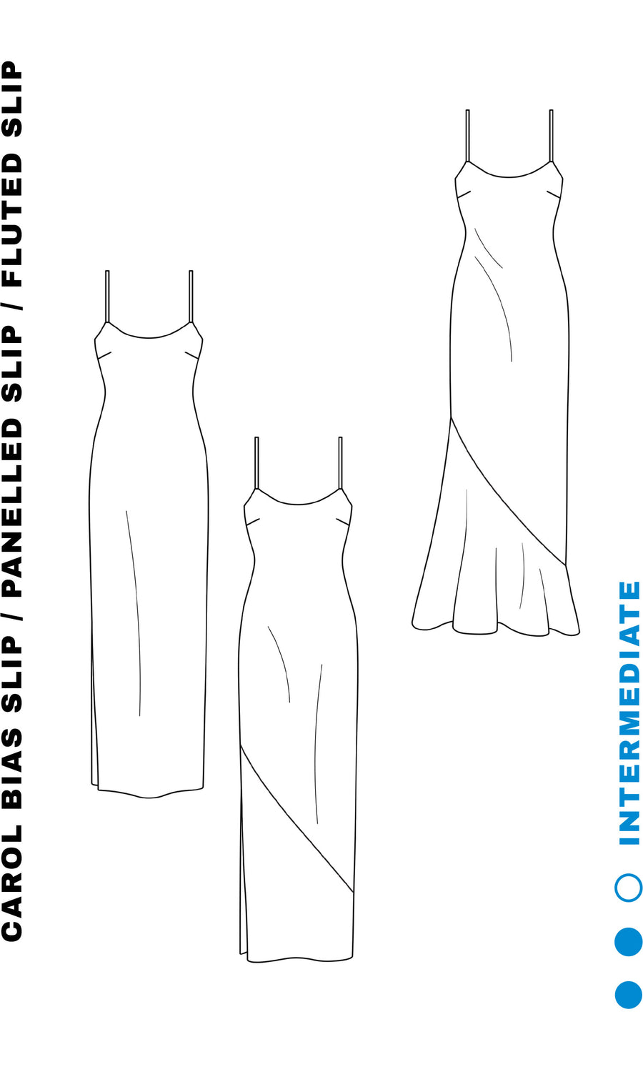 Liam by Ruby - Carol Slip Dress Pattern