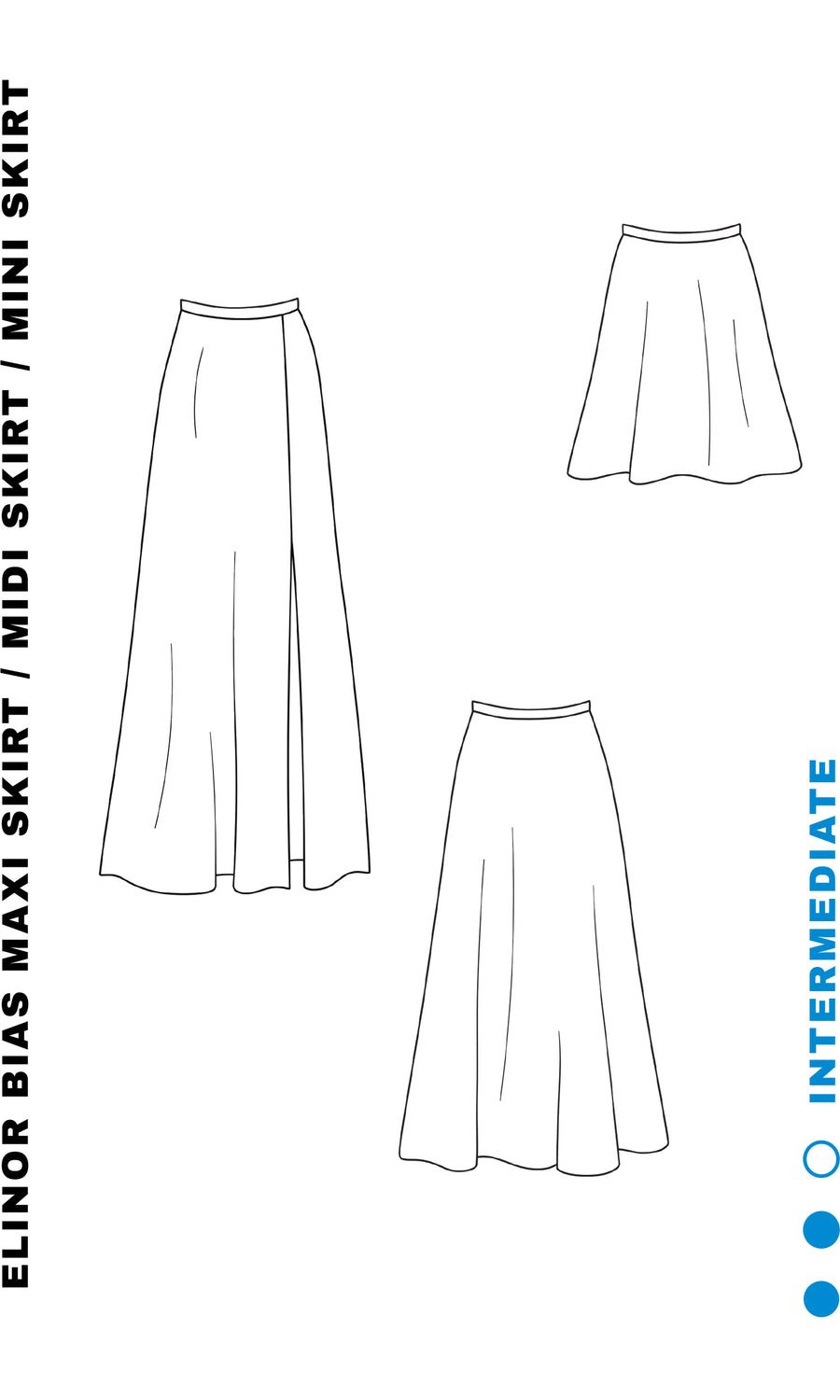 Liam by Ruby - Elinor Skirt Pattern