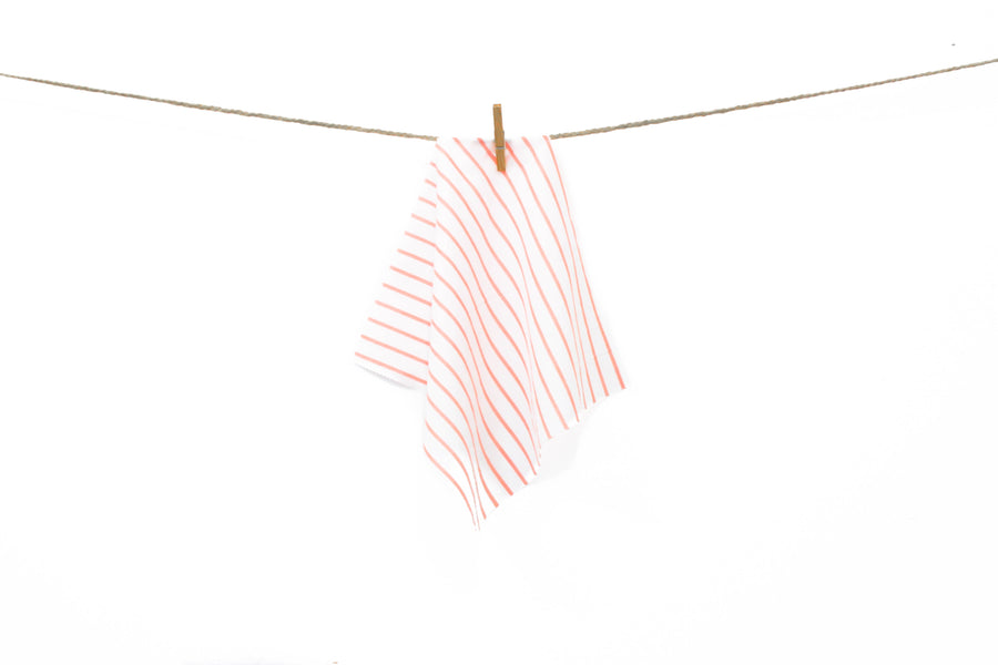 Amelie - Silk Cotton Stripe