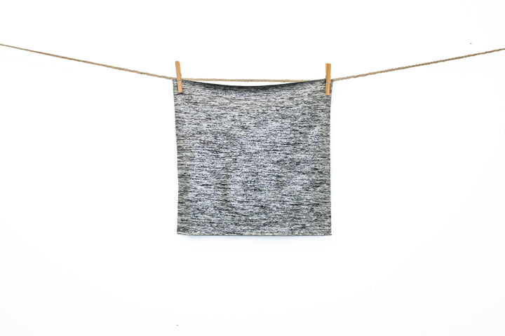 Austin - Foiled Knit | Silver