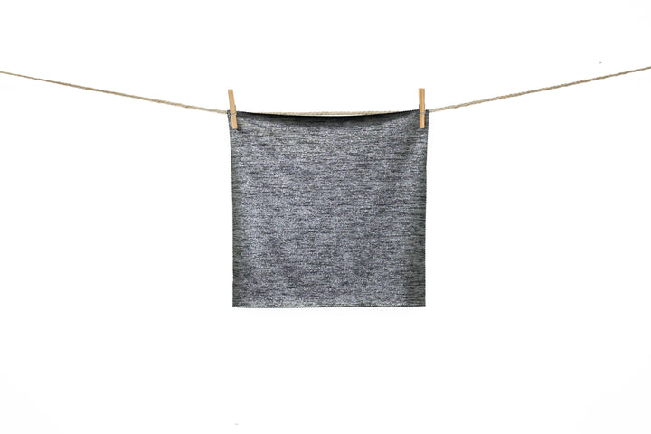 Austin - Foiled Knit | Pewter