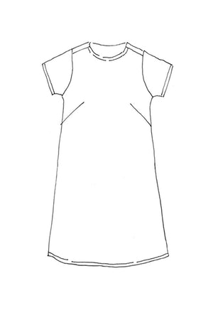 The Camber Set - Top & Dress Pattern