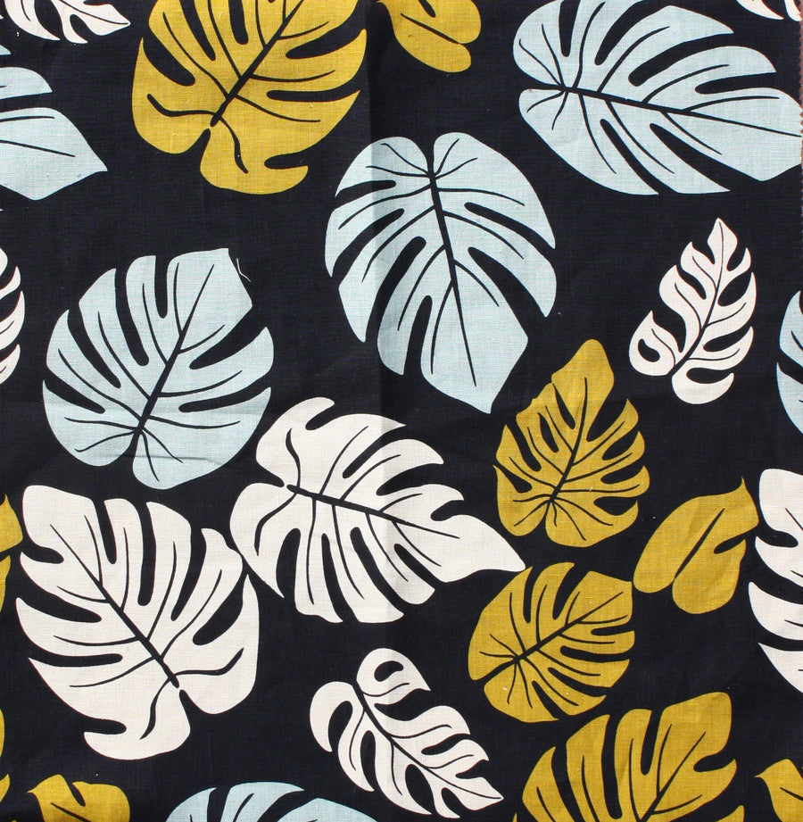 Lilo - Printed Linen | Ink