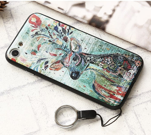 Fantasy Deer iPhone 7/8 Plus case