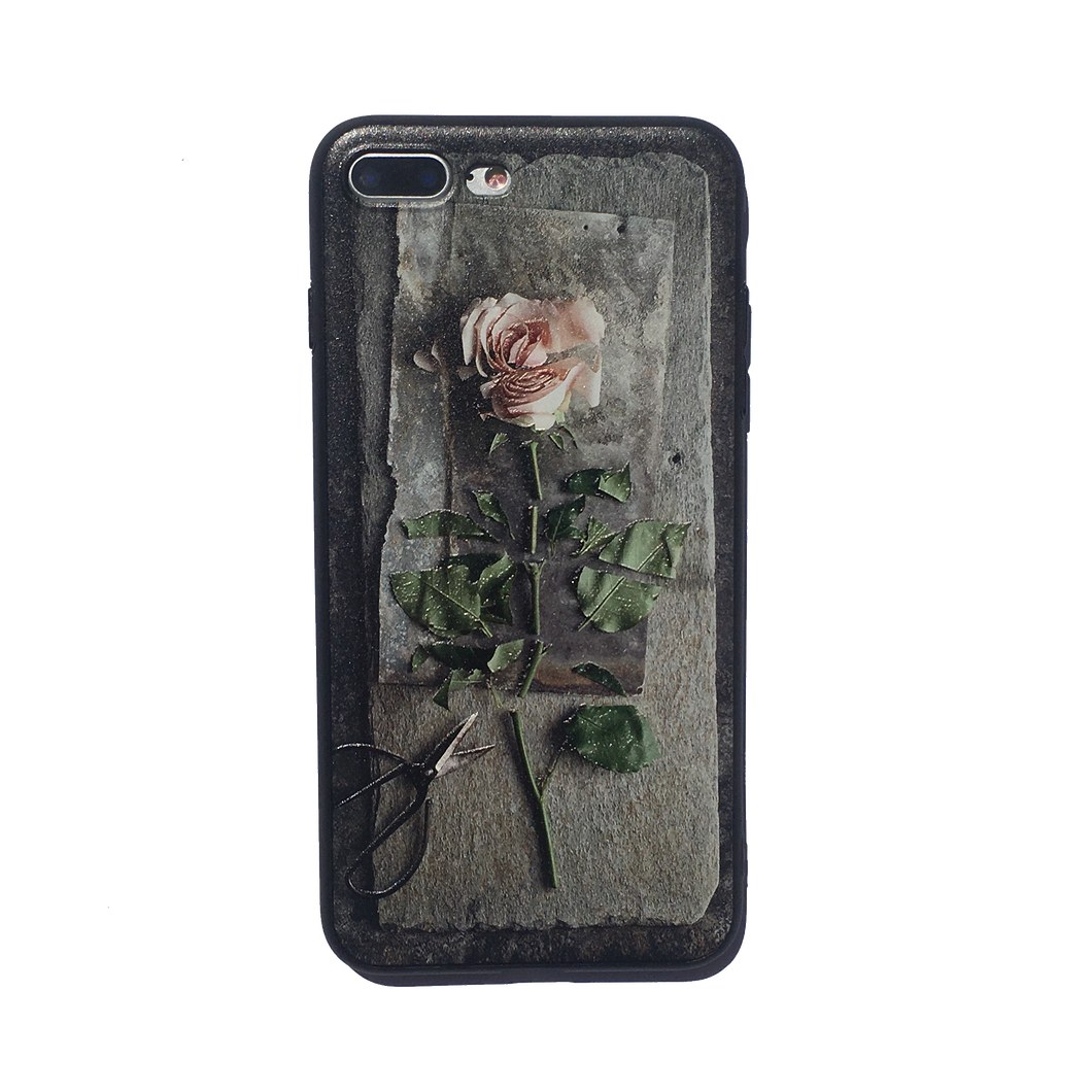 Wild rose iPhone 7/8 Plus case