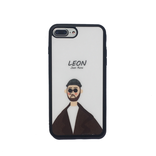 Leon. iPhone 7 plus case