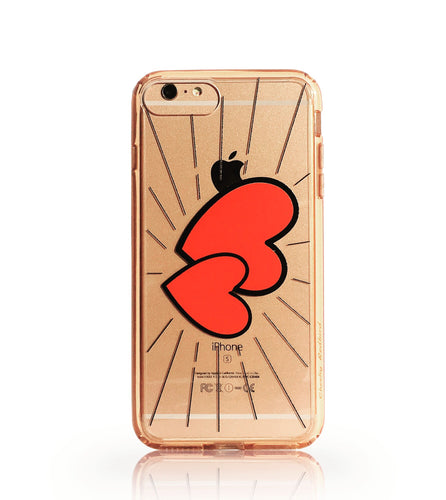 Heart to Heart iPhone 7/8 plus case