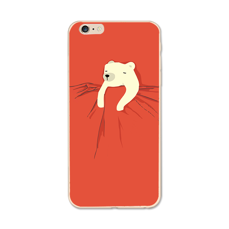 Sleeping Bear iPhone 7/8 plus case.