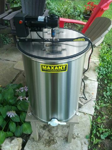 Extractor - Maxant 3100P 6/3 Electric Honey Extractor