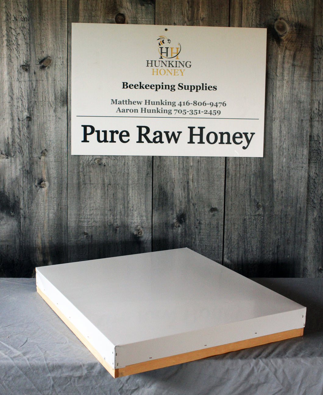 Standard Top Cover - Hunking Honey