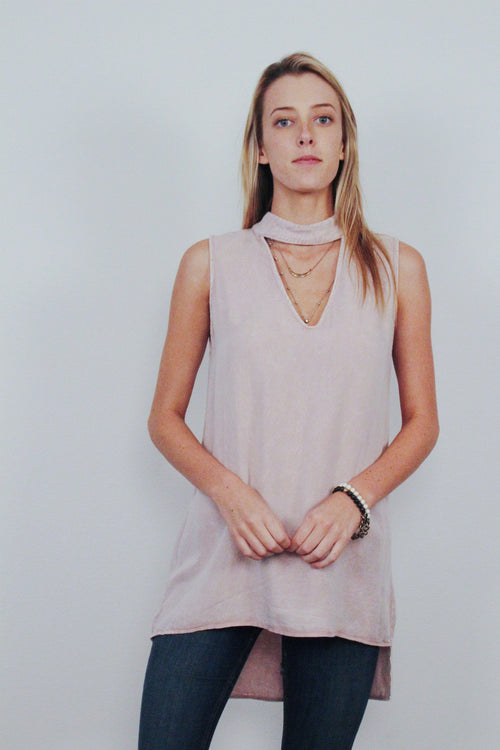 Audrey 3 + 1 Cut out Neck Top, 100% Rayon.  Can be worn as a mid thigh dress, or can be worn as a top.  Very Chic, Boho style. Free Shipping! 10% Off Your First Order!