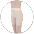 Contour MD Mid Thigh Girdle 2-Inch Waist With High Thigh - Style 3HT