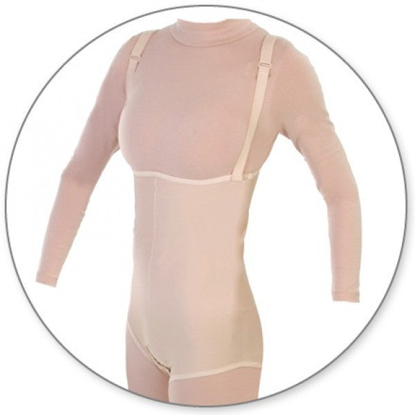 Contour MD Pull On Brief Body Garment - Style 37