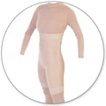 Contour MD Mid Thigh Underbust Pull On Body Garment - Style 38