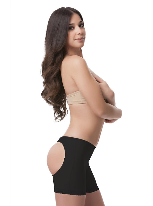 ISAVELA Low Waist Panty Length Buttocks Enhancing Compression Garment (BE01)