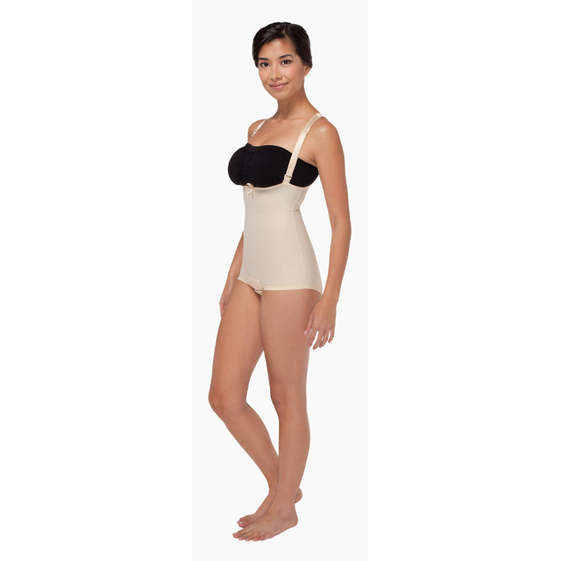 MARENA RECOVERY FBA2 | Panty-Length Girdle with Suspenders - Zipperless