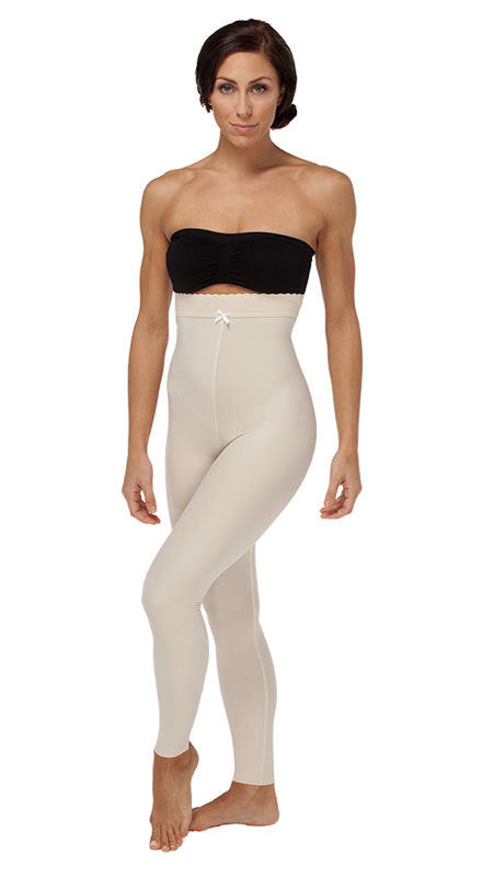 MARENA RECOVERY Style LGL2 | Ankle-Length Girdle - Zipperless